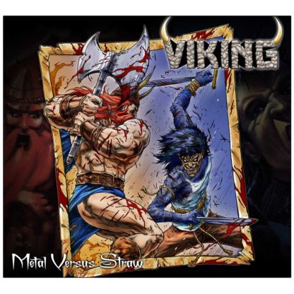 Viking Metal Versus Straw CD