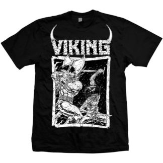 Viking Metal Vs Straw tshirt