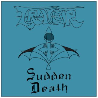 Tracer Sudden Death CD